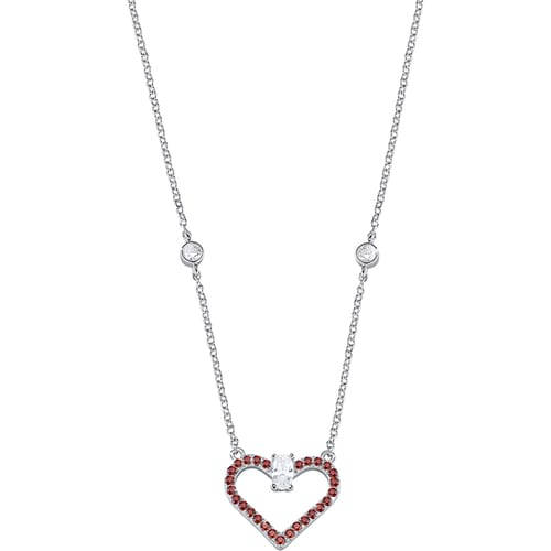 MORELLATO CUORI NECKLACE - SAIV01