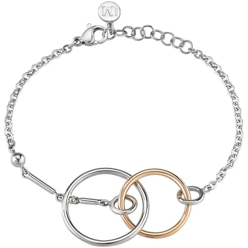 899881109 SAKM16 - Stainless Steel Pvd rose gold Morellato Bracelet - Discover t