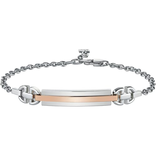 424099f17 SALS11 - Stainless Steel Pvd rose gold Morellato Bracelet - Discover t