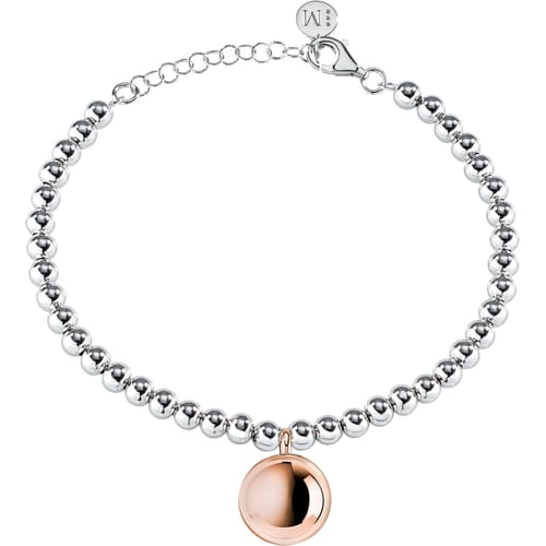a621843c7 SALY08 - Stainless Steel Pvd rose gold Morellato Bracelet - Discover t
