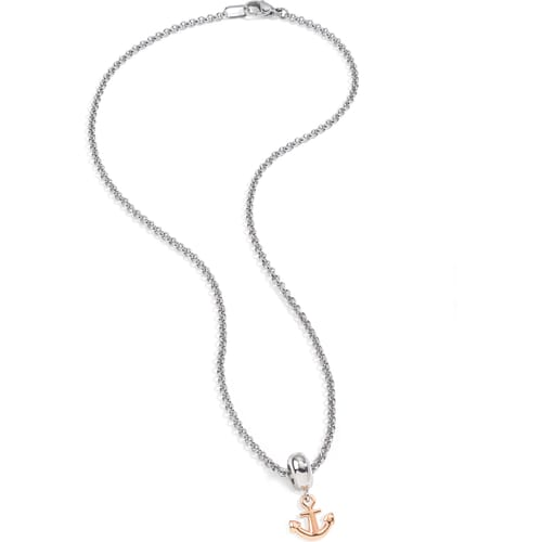 04f701051 SCZ486 - Stainless Steel Pvd rose gold Morellato Necklace - Discover t