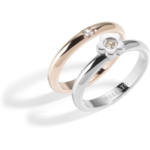 ANILLO MORELLATO LOVE RINGS - SNA33012