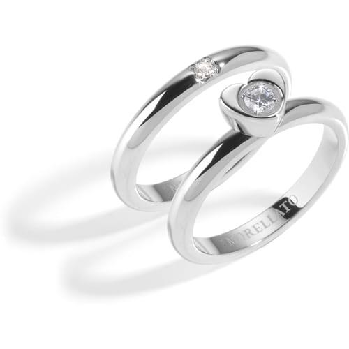 ANNEAU MORELLATO LOVE RINGS - SNA35014