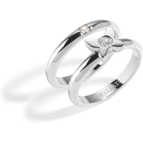 MORELLATO LOVE RINGS RING - SNA36012