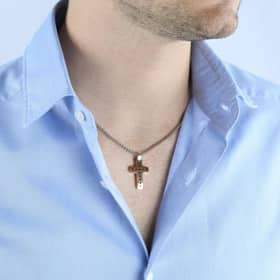 COLLIER MORELLATO CROSS - SKR30