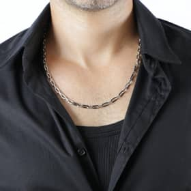 MORELLATO CROSS NECKLACE - SAHU02