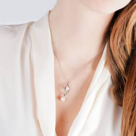 MORELLATO FOGLIA NECKLACE - SAKH12