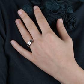 ANNEAU MORELLATO LOVE RINGS - S8515010