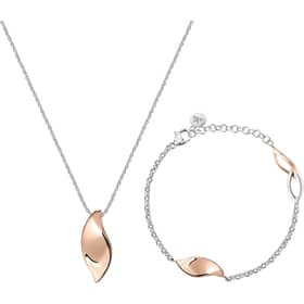 MORELLATO FOGLIA NECKLACE - SAKH47