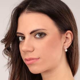MORELLATO GEMMA PERLA EARRINGS - SATC07