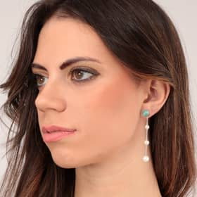 MORELLATO GEMMA PERLA EARRINGS - SATC05